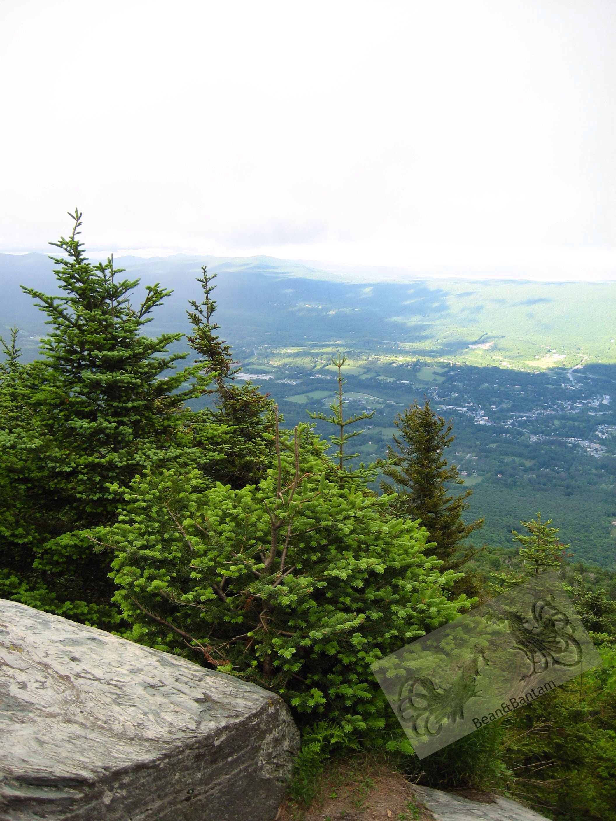 Lookout Rock, Mount Equinox