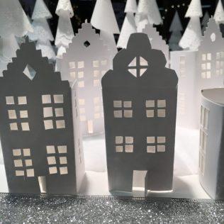 paper village